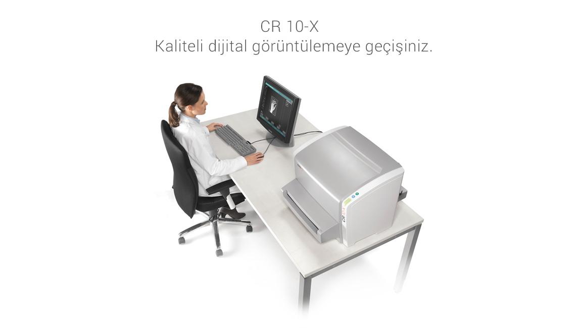CR 10-X