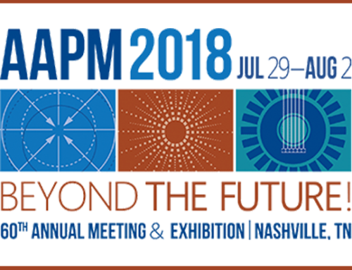 AAPM 2018 goes 'beyond the future'