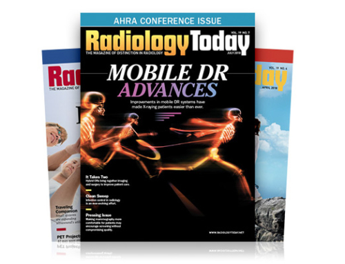 Radiology Today: Mobile DR, MUSICA,…