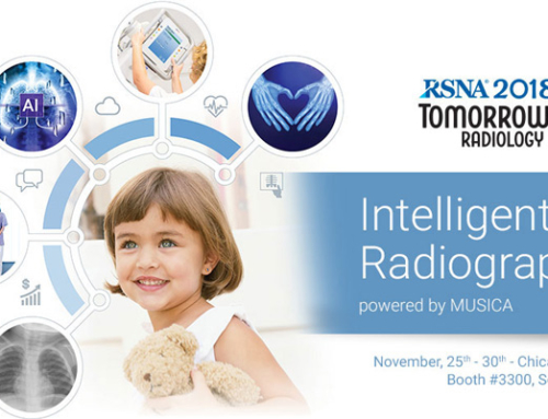 Agfa brings intelligent radiography, powered by MUSICA, to RSNA 2018