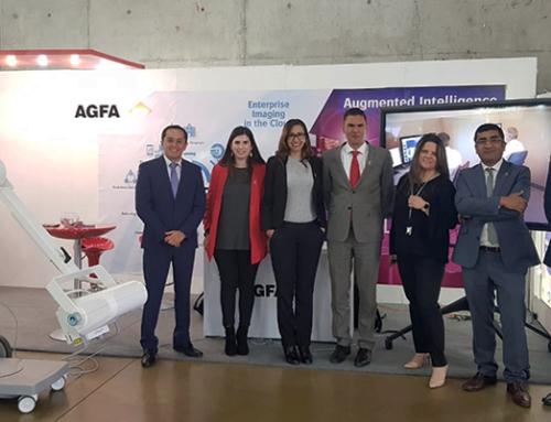 Agfa @ CCHR 2018, Chile