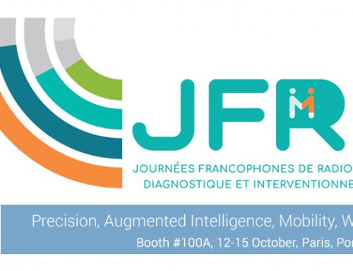 Coming Soon: Journées Francophones de Radiologie in Paris