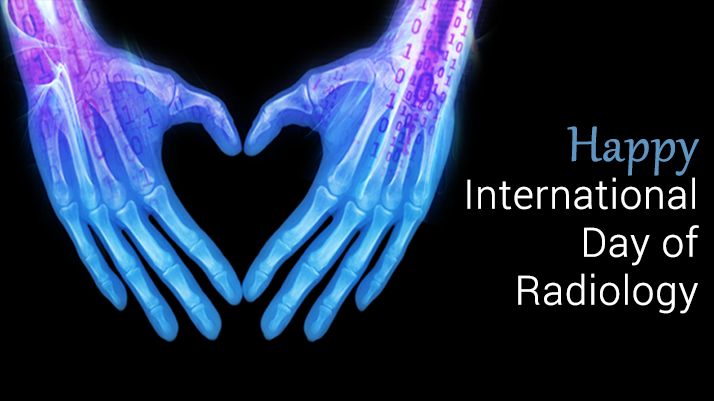 November 8 - International Day of Radiology - MAIN - International site -  Medical Imaging