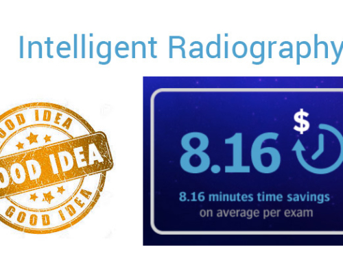 ECR 2019: Intelligent Radiography delivers Time Savings
