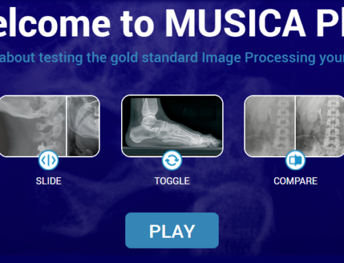 MUSICA Play: Genrad, Mammography, Veterinary