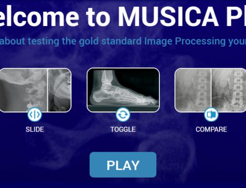 MUSICA Play: Genrad, Mammography, Veterinary