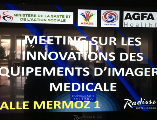 Agfa & The Senegalese Association of Health Service Administrators