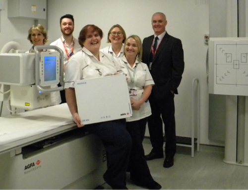Benenden Hospital, UK, upgrades X-ray facilities with multi-purpose DR 800 and high performance DR 600 X-ray rooms