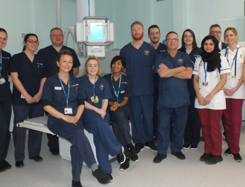 The Rotherham NHS Foundation Trust adds two more digital X-ray rooms to its portfolio of Agfa Digital Radiography solutions