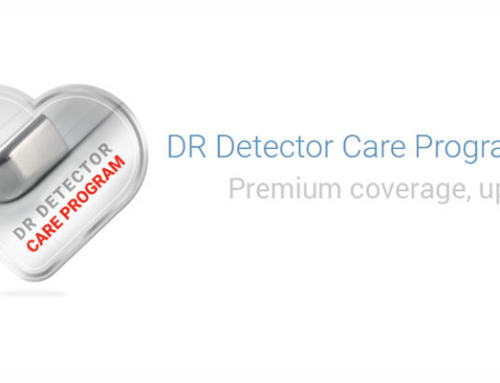 DR Detector Care Program