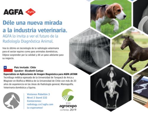 Agfa @Agroexpo 2019