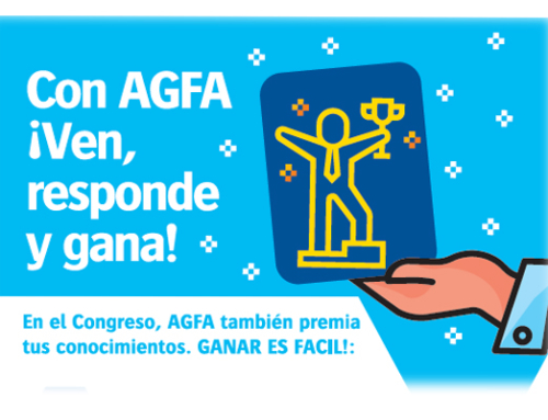 Agfa @CCR2019, Cartagena, Colombia – take part in our Quiz