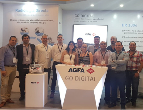 Agfa@38th Ultrasound Week , Cancun – Mexico