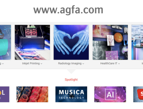 Agfa.com: Revamped