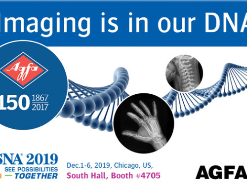 At RSNA 2019, Agfa truly transforms digital radiography, through its MUSICA Digital Nerve Center