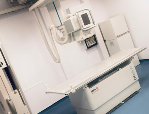 Second fully automated DR600 room in Sunderland Royal