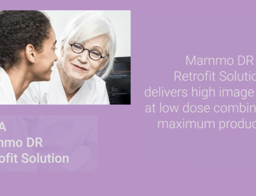 DR Retrofit your conventional Mammo room!