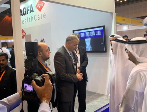 Agfa @ARM, Dubai