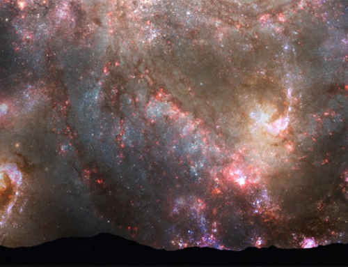 Imaging: Milky Way and Andromeda