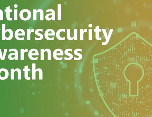 October: Cybersecurity Awareness Month (#NCSAM)
