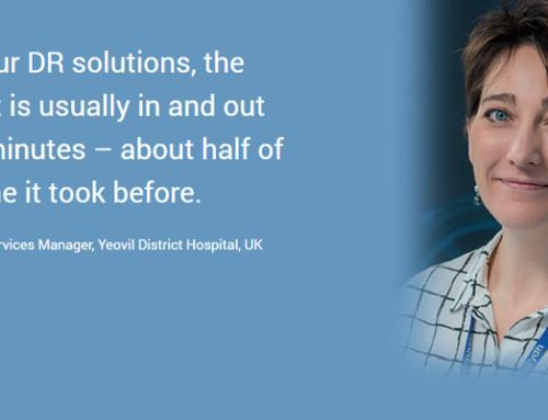 Digital Radiography @ Yeovil, UK: 4 video testimonials