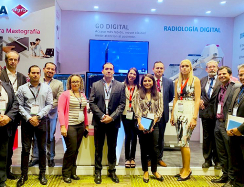 Agfa present at 9th International Course of Sectional Imaging, Mexico