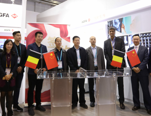 Xi'an Central Hospital, China, signs letter of intent to acquire digital radiography equipment from Agfa