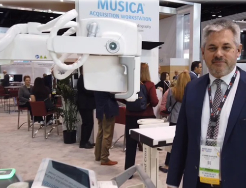 #RSNA2019, Interview with Frank Barzen