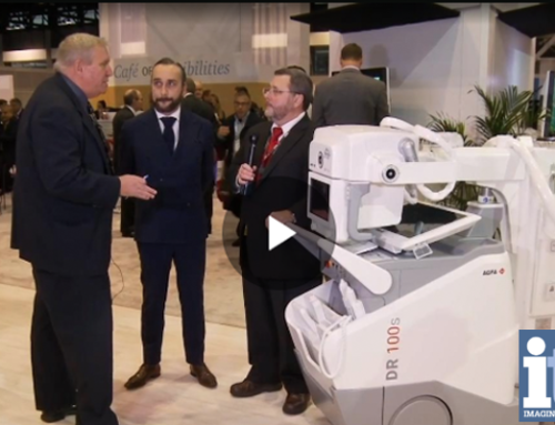 "itnTV ""Conversations"": Advantages of Agfa's Latest Mobile DR X-ray Unit"