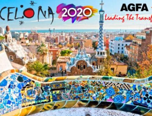 Agfa Radiology IBERIA 2020 meeting.