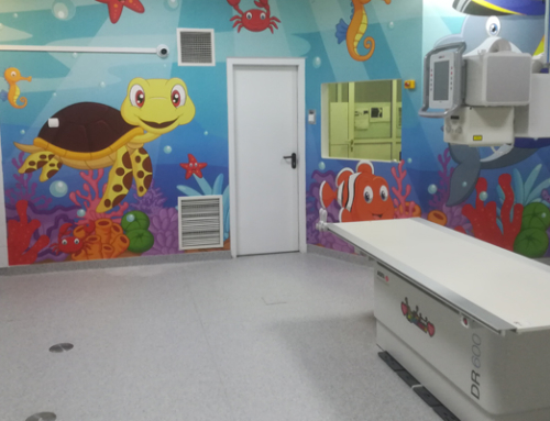 Great Orchestra of Christmas Charity purchases 5 Agfa DR 600 digital X-ray rooms for pediatric departments around Poland