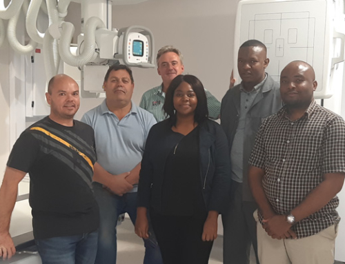 Newly built, state-of-the-art Sidilega Private Hospital, Botswana, chooses Agfa's DR 800 multi-purpose direct radiography room
