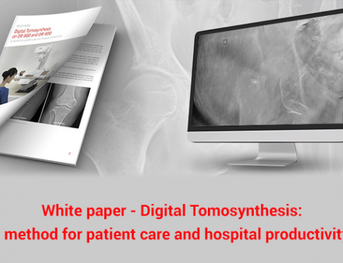 "Agfa white paper ""Digital tomosynthesis – extending conventional 2D X-ray imaging into the next dimension"" demonstrates clinical potential of the technology."