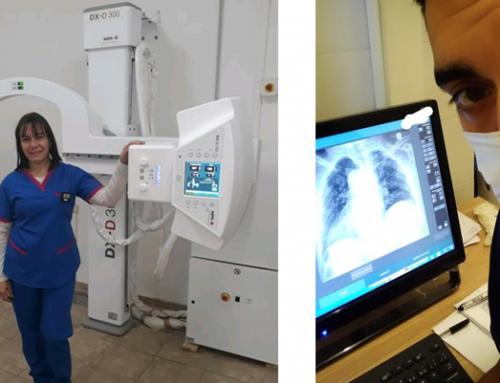 #CountOnUs: software Chest+ en el Hospital La Toma, Argentina