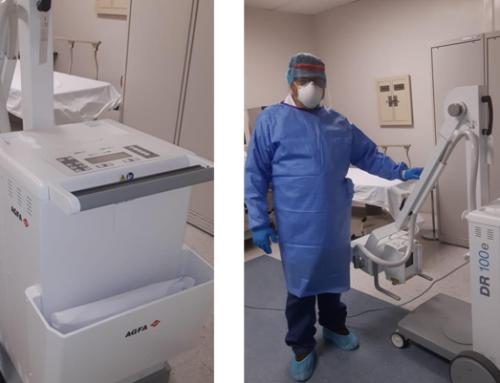 #CountOnUs: DR 100e en el Hospital Vivían Pellas, Nicaragua