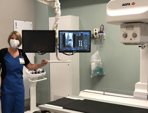 Hancock Health, Indiana, USA, chooses Agfa's multi-purpose, dynamic X-ray room to support major and expanding health network with excellent image quality and efficiency gains