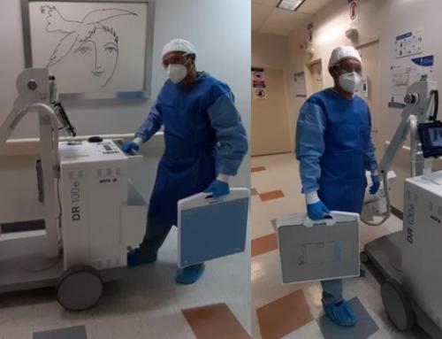 #CountOnUs: Ultra Mobile Kit in Hospital Vivian Pellas, Nicaragua