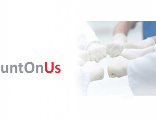 #CountOnUs: Overview of all the initiatives