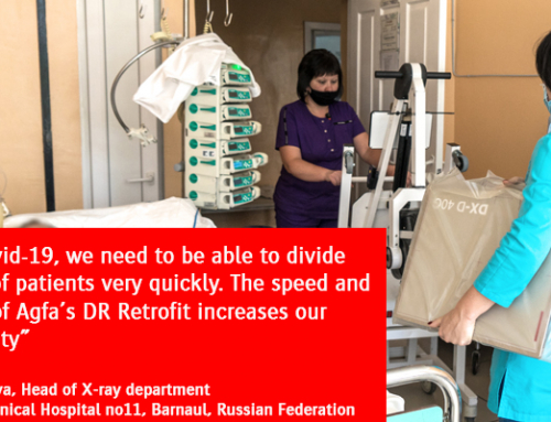 #CountOnUs : From wards to ICU, digital imaging makes the difference