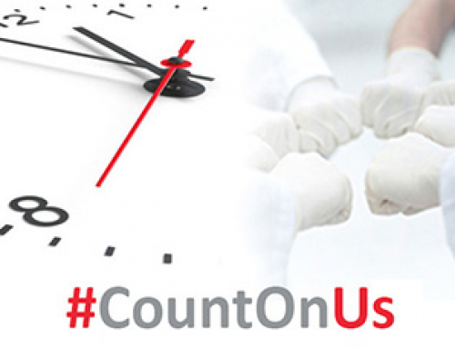 #CountOnUs continues, with practical responses co-created by Agfa and clinical partners for healthcare's Covid-19 battle