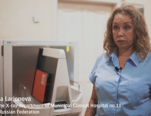 Gridless workflow in Municipal Clinical Hospital no. 11, Barnaul, Russia