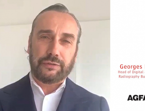 Georges Espada, Head of Digital & Computed Radiography at Agfa, talks about Agfa's portfolio on the JFR Virtual Congress 2020.