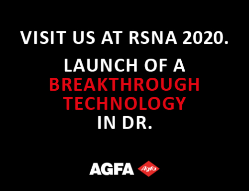 At RSNA 2020, Agfa transforms digital radiography, bringing supportive intelligence to the point of care.