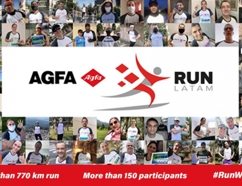 Agfa Latam team participates in the Global Energy Race 2020