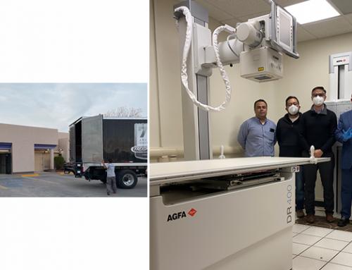 DR 400 installed at Centro de Imageologia Avanzada, Ciudad Juarez, México