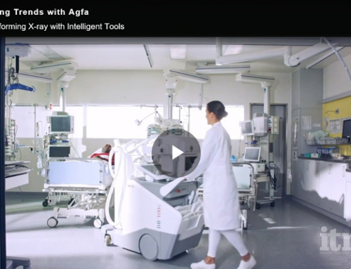 #RSNA20 : ITN-TV, Talking Trends with Agfa, Transforming X-ray with Intelligent Tools
