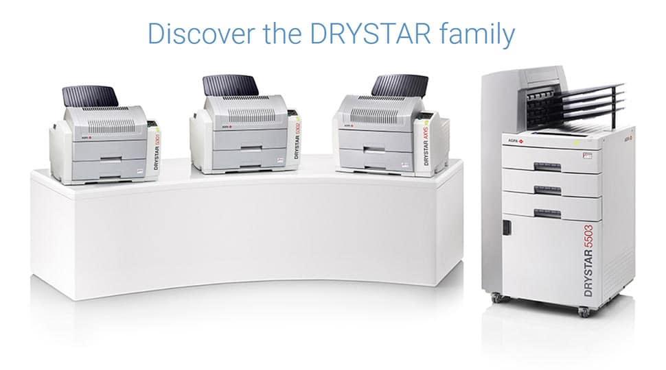 Agfa DRYSTAR printers
