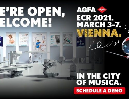 #ECR2021: Welcome, we're open!