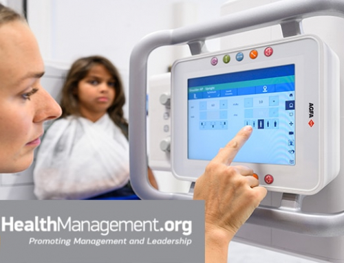 Article in HealthManagement.org : Point of Care AI for Digital Radiography