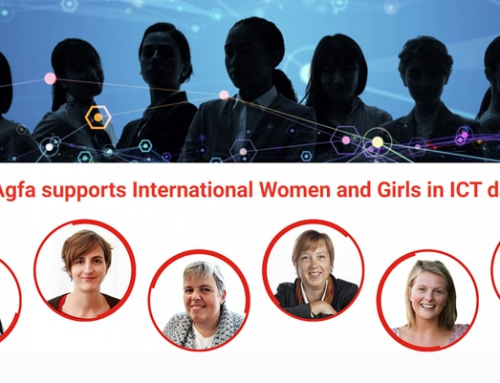 Agfa supports International Women and Girls in ICT day